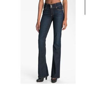High rise boot cut Paige Jeans